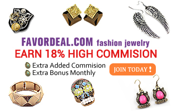 join in favordeal affiliate program