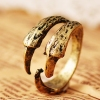 European Style Vintage Talon Band Ring For Ladies