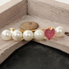 Korea Fashion Sweet Pearl Hair Barrette