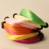 Simple Fluorescent Color Ponytail Holder