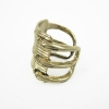 Bold Fashion Vintage Wide Band Ring