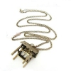 Vintage Amovable Swing Chain Necklace