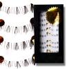 Attractive 1 Pair Fiber False Eyelash