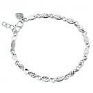 Lovely Exquisite Small Fish Link Bracelet