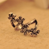Bold fashion Antique Flower Ring