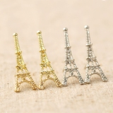 Fashion Vintange Personalized Eiffel Tower Stud Earring