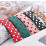Litte Colorful Dots Fashion Girl Hair Clips
