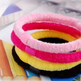 Elegant Gorgeous Looking Colors Ponytail Holders
