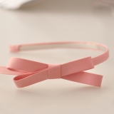 Fashion Simple Fabric Bowknot Shape Headband