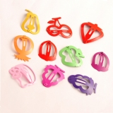 Popular Lovely Candy Color Hair Clip