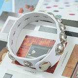 Fashion Trendy Personalized Punk Rivets Bracelet