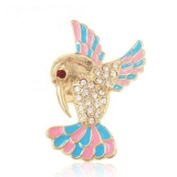 Chic Birs Multicolor Lovely Animal Ring