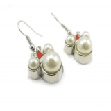 Fashion Pearls Dangle Earrings