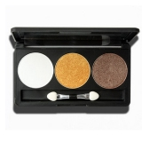 Shimmer 3 Colors Makeup Eyeshadow Palette