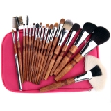 Professional Brush Set With Gourd Handle 18 Pcs