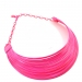 Fashion Fluorescence Color Exaggerate Choker Necklace